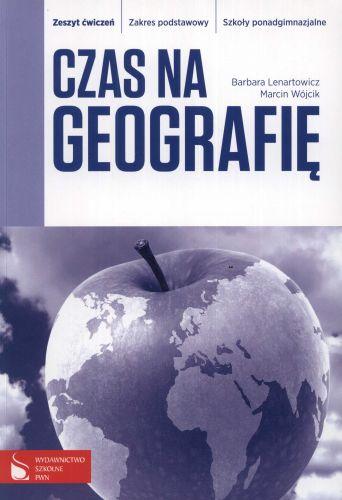 Czas na geografęi zakres podstawowy szkoła ponadgimnazjalna REFORMA 2012