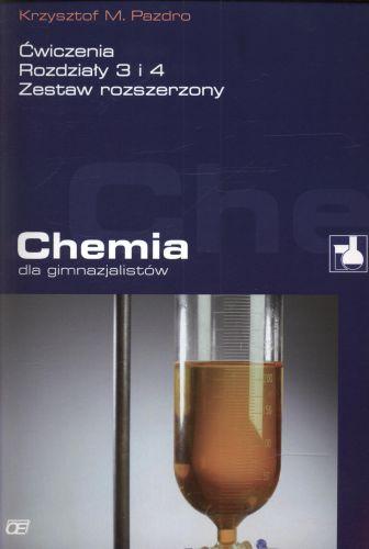 Chemia dla gim. kl. 1, ćw. 3 i 4, rozsz.