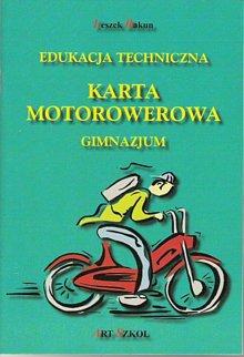 Edukacja techniczna karta motorowerowa gim
