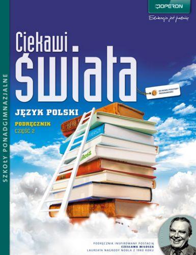 Ciekawi świata j.polski cz.2 szk.śr-podręcznik