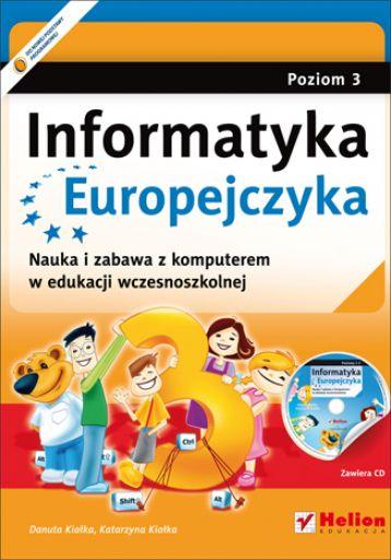Informatyka Europejczyka klasa 3 podstawowa