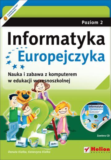 Informatyka Europejczyka klasa 2 podstawowa