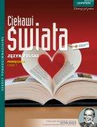 Ciekawi świata język polski część 1 zakres podstawowy i rozszerzony szkoła ponadgimnazjalna podręcznik REFORMA 2012
