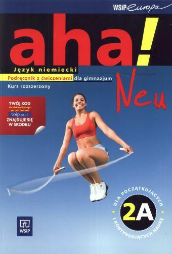 Aha 2A Neu-podręcznik z ćwiczeniami
