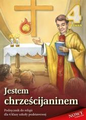Jestem chrześcijaninem kl.4 podręcznik