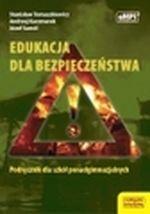 Edukacja dla bezpieczeństa-podręcznik szkoła średnia