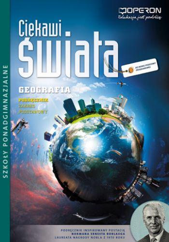 Ciekawi świata geografia -podręcznik szkoła ponadgimnazjalna