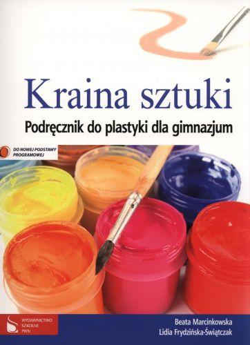 Kraina sztuki - podręcznik dla gimnazjum