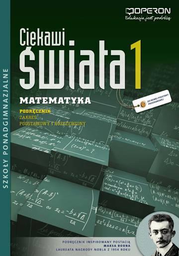 Ciekawi świata matematyka kl.1 szk.śr - podręcznik