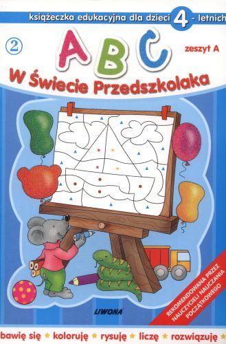 ABC W świecie przedszkolaka 2 Zeszyt A