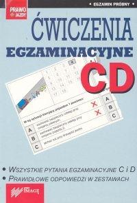 ćwiczenia egzaminacyjne CD Prawo jazdy