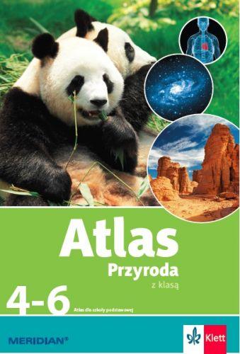 Atlas Przyroda z klasą kl 4-6
