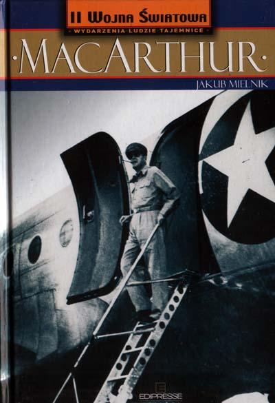 II wojna światowa  Mac Arthur