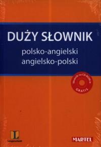 Duży słownik polsko-angielski angielsko-polski + CD