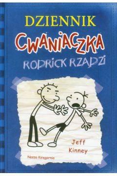 Dziennik cwaniaczka Rodrick rządzi