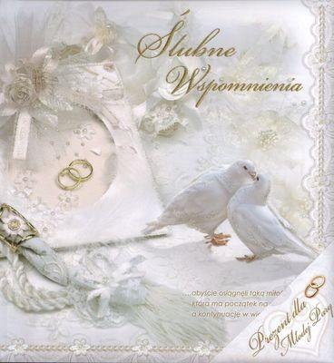 Ślubne wspomnienia-album
