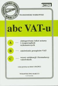 ABC VAT-u 2012