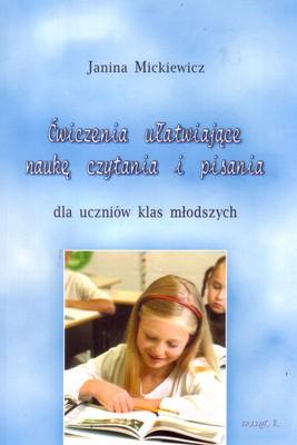 Ćwiczenia ułatwiające naukę czytania i pisania dla uczniów klas młodszych zeszyt 2