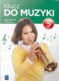 Klucz do muzyki kl.5 ćwiczenia