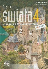 Ciekawi świata 4 Historia i społeczeństwo Podręcznik +atlas gratis