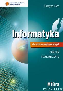 Informatyka dla szk.ponadgim