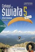Ciekawi świata przyroda kl.5-podręcznik+ atlas