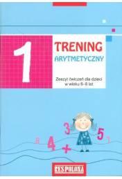 Trening arytmetyczny 1-ćwiczenia 6-8 lat