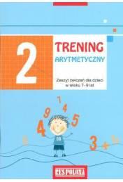 Trening arytmetyczny 2-ćwiczenia 7-9 lat