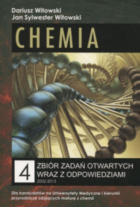 Chemia Zbiór zadań otwartych wraz z odpowiedziami tom 4