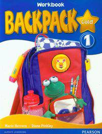 Backpack Gold 1 Workbook with CD