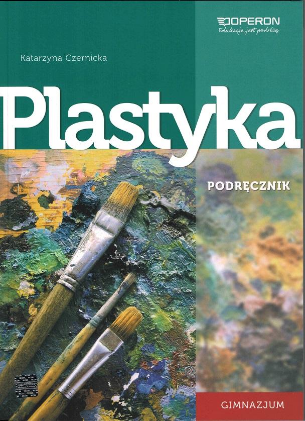 Plastyka  podręcznik do gimnazjum 1-3 - podręcznik z nową szatą graficzną