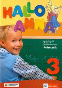 Hallo Anna 3 Podręcznik + 2CD