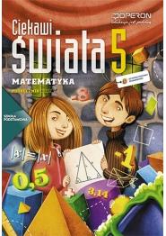 Ciekawi świata matematyka kl.5 cz.2-podręcznik
