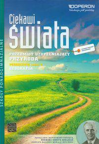 Ciekawi świata Przedmiot uzupełniający Przyroda Podręcznik Część 4 Geografia