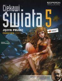 Ciekawi świata Język polski 5 podręcznik część 2