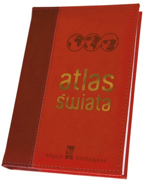 Atlas świata edycja limitowana