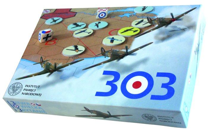 303 - Planszowa gra wojenna - IPN