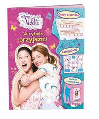 Disney Violetta W rytmie przyjaźni