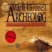 Archeolog. Książka audio CD MP3