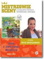 Ania z Zielonego Wzgórza. Książka audio CD MP3