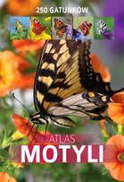 Atlas motyli-250 gatunków