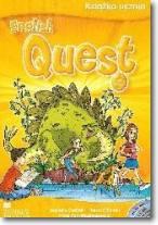 English quest 3-książka ucznia