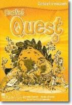 English quest 3-zeszyt ćwiczeń