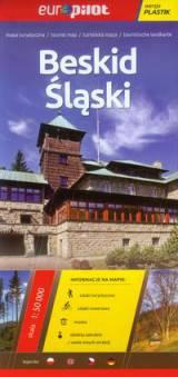 Beskid Śląski mapa turystyczna wersja plastik 1:50 000