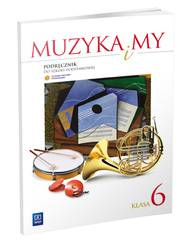 Muzyka i my kl.6-podręcznik