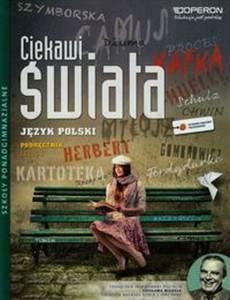 Ciekawi świata j.polski cz.5-podręcznik dla szk.śr