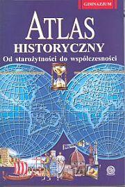 Atlas historyczny Od starożytności do współczesności - Hajkiewicz Izabela, Beata Konopska, Dariusz Przybytek