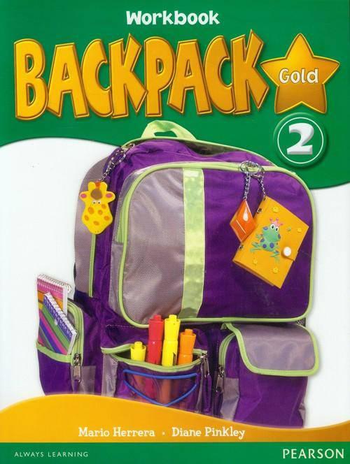 Backpack Gold 2 Workbook + CD