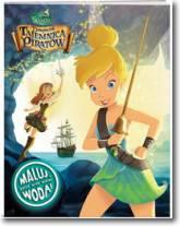 Dzwoneczek i tajemnica piratów Maluj wodą
