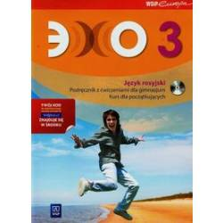Echo 3-podręcznik z ćw dla początkujących